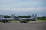 chappyさんが、千歳基地で撮影した航空自衛隊 F-15J Eagleの航空フォト(写真)