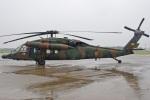 MOR1(新アカウント)さんが、小松空港で撮影した陸上自衛隊 UH-60JAの航空フォト(写真)