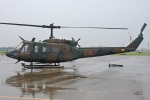 MOR1(新アカウント)さんが、小松空港で撮影した陸上自衛隊 UH-1Jの航空フォト(写真)
