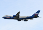 kix-booby2さんが、関西国際空港で撮影したシルクウェイ・ウェスト・エアラインズ 747-83QFの航空フォト(写真)