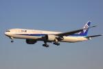 けいとパパさんが、成田国際空港で撮影した全日空 777-381/ERの航空フォト(写真)