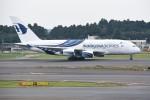 kumagorouさんが、成田国際空港で撮影したマレーシア航空 A380-841の航空フォト(飛行機 写真・画像)