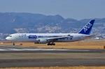 Sou Mitaniさんが、伊丹空港で撮影した全日空 767-381/ERの航空フォト(写真)