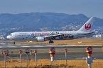 Sou Mitaniさんが、伊丹空港で撮影した日本航空 767-346/ERの航空フォト(写真)