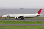 yabyanさんが、羽田空港で撮影した日本航空 777-346の航空フォト(写真)