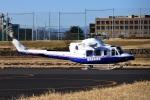 =JAかみんD=さんが、調布飛行場で撮影したティー・エム・シー・インターナショナル 412EPの航空フォト(写真)