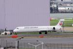 yabyanさんが、羽田空港で撮影した日本航空 MD-90-30の航空フォト(写真)