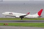 yabyanさんが、羽田空港で撮影したJALエクスプレス 737-846の航空フォト(写真)