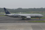 kuro2059さんが、成田国際空港で撮影したアリタリア航空 777-243/ERの航空フォト(飛行機 写真・画像)