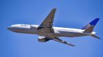 パンダさんが、成田国際空港で撮影したユナイテッド航空 777-222の航空フォト(写真)