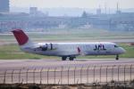 yabyanさんが、名古屋飛行場で撮影したジェイ・エア CL-600-2B19 Regional Jet CRJ-200ERの航空フォト(写真)