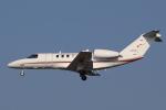 虎太郎19さんが、福岡空港で撮影した国土交通省 航空局 525C Citation CJ4の航空フォト(写真)