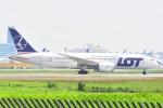 Cherry blossoms NRTさんが、成田国際空港で撮影したLOTポーランド航空 787-8 Dreamlinerの航空フォト(写真)