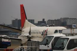 airportfireengineさんが、福岡空港で撮影した日本エアコミューター 340Bの航空フォト(写真)