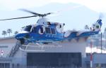 navipro787さんが、宮崎空港で撮影した宮崎県防災救急航空隊 412EPの航空フォト(写真)