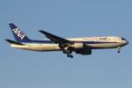 sky-spotterさんが、成田国際空港で撮影した全日空 767-381/ERの航空フォト(飛行機 写真・画像)