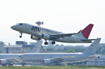 yabyanさんが、名古屋飛行場で撮影したジェイ・エア ERJ-170-100 (ERJ-170STD)の航空フォト(写真)