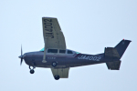yabyanさんが、名古屋飛行場で撮影した共立航空撮影 TU206G Turbo Stationair 6の航空フォト(写真)