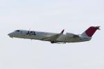 yabyanさんが、名古屋飛行場で撮影したジェイ・エア CL-600-2B19 Regional Jet CRJ-200ERの航空フォト(飛行機 写真・画像)