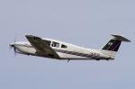 yabyanさんが、名古屋飛行場で撮影した日本個人所有 PA-28RT-201T Turbo Arrow IVの航空フォト(飛行機 写真・画像)