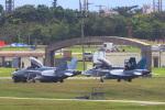 HD乗りさんが、嘉手納飛行場で撮影したアメリカ空軍 F-15D-41-MC Eagleの航空フォト(写真)