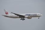飛行機ゆうちゃんさんが、羽田空港で撮影した日本航空 777-246の航空フォト(写真)