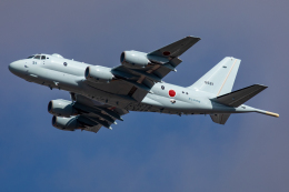 まんぼ しりうすさんが、岐阜基地で撮影した海上自衛隊 P-1の航空フォト(写真)