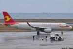 れんしさんが、北九州空港で撮影した天津航空 A320-214の航空フォト(写真)