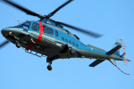 Wasawasa-isaoさんが、名古屋飛行場で撮影した福島県警察 A109E Powerの航空フォト(写真)