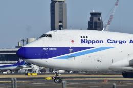 Orange linerさんが、成田国際空港で撮影した日本貨物航空 747-4KZF/SCDの航空フォト(写真)