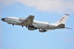 デルタおA330さんが、横田基地で撮影したアメリカ空軍 RC-135W (717-158)の航空フォト(写真)