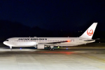 HISAHIさんが、長崎空港で撮影した日本航空 767-346/ERの航空フォト(写真)