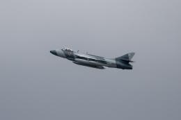 チャッピー・シミズさんが、嘉手納飛行場で撮影したATAC Hunter F.58の航空フォト(写真)