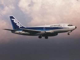 Jyunpei Ohyamaさんが、関西国際空港で撮影したエアーニッポン 737-281/Advの航空フォト(飛行機 写真・画像)