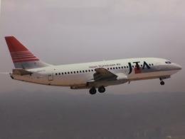 Jyunpei Ohyamaさんが、関西国際空港で撮影した日本トランスオーシャン航空 737-2Q3/Advの航空フォト(飛行機 写真・画像)