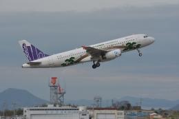 qooさんが、高松空港で撮影した香港エクスプレス A320-232の航空フォト(飛行機 写真・画像)
