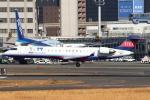 セブンさんが、伊丹空港で撮影したアイベックスエアラインズ CL-600-2C10 Regional Jet CRJ-702ERの航空フォト(飛行機 写真・画像)