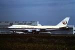 tassさんが、成田国際空港で撮影した日本航空 747-346の航空フォト(写真)