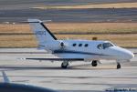 れんしさんが、北九州空港で撮影した日本法人所有 510 Citation Mustangの航空フォト(写真)