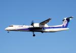 雲霧さんが、成田国際空港で撮影したANAウイングス DHC-8-402Q Dash 8の航空フォト(写真)