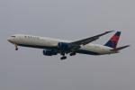 やつはしさんが、成田国際空港で撮影したデルタ航空 767-432/ERの航空フォト(写真)