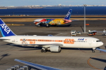 VFRさんが、羽田空港で撮影した全日空 767-381/ERの航空フォト(写真)