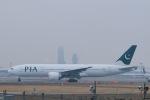 スカイチームKMJ なぁちゃんさんが、成田国際空港で撮影したパキスタン国際航空 777-2Q8/ERの航空フォト(写真)