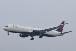 スカイチームKMJ なぁちゃんさんが、成田国際空港で撮影したデルタ航空 767-432/ERの航空フォト(写真)