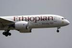 planetさんが、スワンナプーム国際空港で撮影したエチオピア航空 787-8 Dreamlinerの航空フォト(写真)