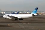 なごやんさんが、羽田空港で撮影したイラン・イスラム共和国政府 A340-313Xの航空フォト(飛行機 写真・画像)