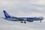 スカイチームKMJ なぁちゃんさんが、羽田空港で撮影した全日空 767-381の航空フォト(写真)