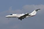 DBACKさんが、福岡空港で撮影した国土交通省 航空局 525C Citation CJ4の航空フォト(写真)