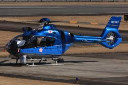korosukeさんが、南紀白浜空港で撮影したエアバス・ヘリコプターズ・ジャパン EC135P3の航空フォト(写真)