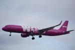 JA8037さんが、フランクフルト国際空港で撮影したWOWエア A321-211の航空フォト(写真)